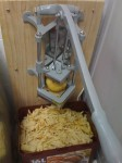 Fry cutter: $95, Shipping fry cutter to Korea: $105